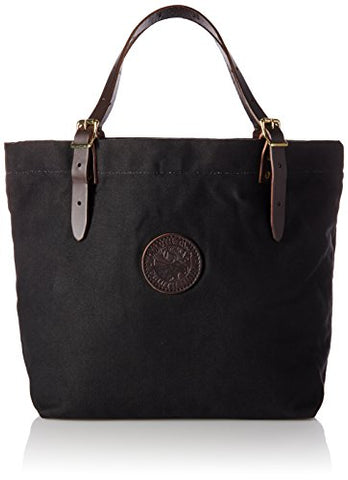 Duluth Pack Market Tote, Black, 14 X 18 X 9-Inch