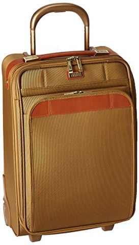 Hartmann Ratio Classic Deluxe Global Expandable Upright Carry On Luggage, Safari