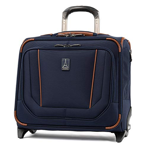 Travelpro Crew Versapack Rolling Tote Travel, Patriot Blue, One Size