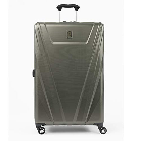 Travelpro Maxlite 5 29-Inch Expandable Hardside Spinner Luggage, Slate Green