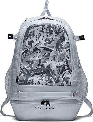 Trout Vapor Baseball Backpack OSFA PURE PLATINUM