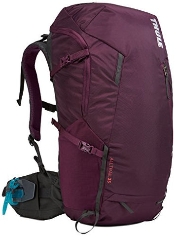 Thule Women's Alltrail Hiking Backpack, 35L, Monarch
