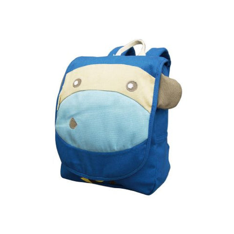 Ecogear Ecozoo Kids Monkey II Backpack, Blue, One Size