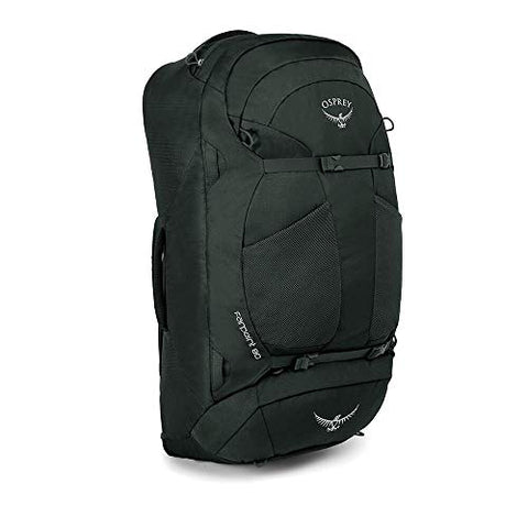 Osprey Packs Farpoint 80 Travel Backpack, Volcanic Grey, Medium/Large