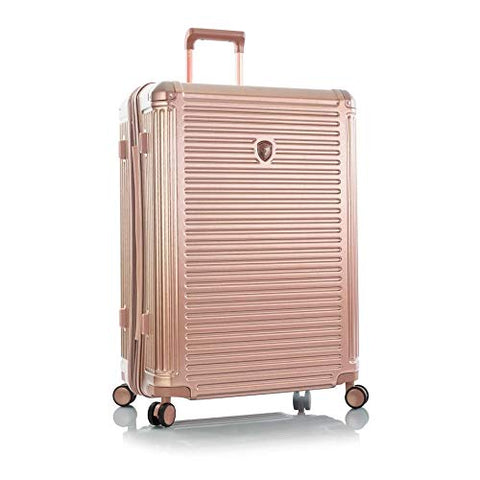"Heys Edge 30"" Spinner Luggage Rose Gold"