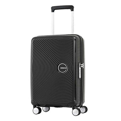 American Tourister Curio Spinner Hardside 25, Black