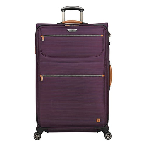 Ricardo Beverly Hills San Marcos 29-Inch 4-Wheel Upright Luggage, Violet Purple