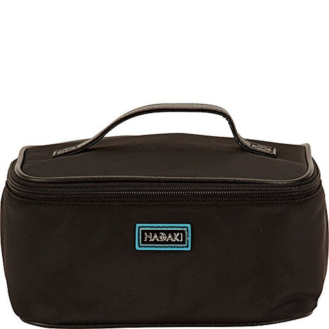 Hadaki Train Case (Black)