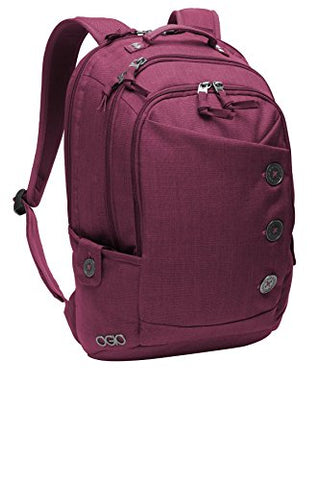 "Ogio 414004 - Sunset Ladies 15"" Computer Laptop Melrose Pack, Sunset"