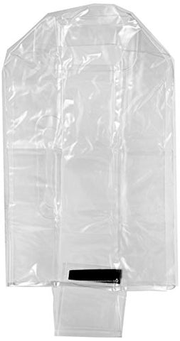 Bric'S Luggage Bac00936 Bellagio 27 Inch Spinner Transparent Cover, Clear, One Size