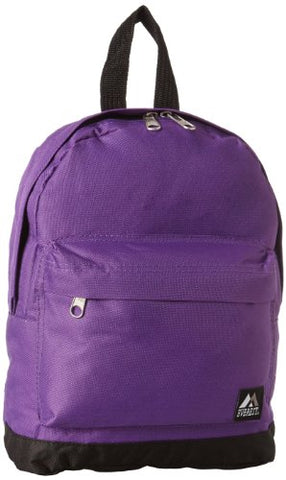 Everest Junior Backpack, Dark Purple, One Size