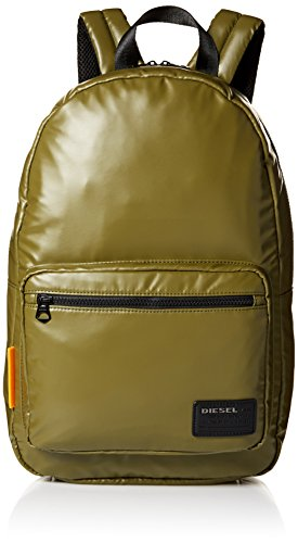 Diesel Men's Discover Back Backpack, olive drab, One Size