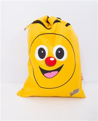 <Graceorchid> Cuties And Pals Travel School Drawstring Backpack Shoe Bag - Bee