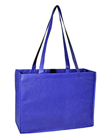 Ultraclub Ladies Junior Deluxe Tote A134 -Royal One
