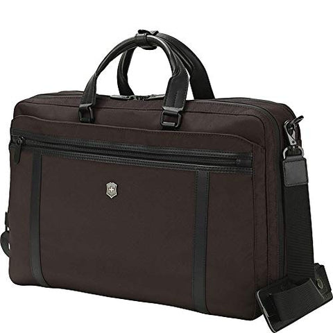 Victorinox Werks Professional 2.0 2-Way Carry Laptop Bag (Dark Earth)
