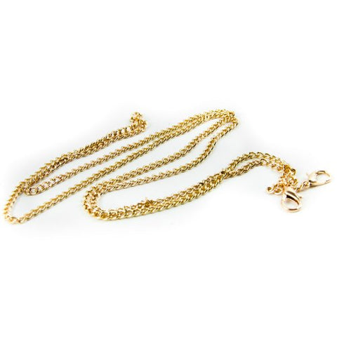 Fashion Gold Plated Handbag Chain Strap