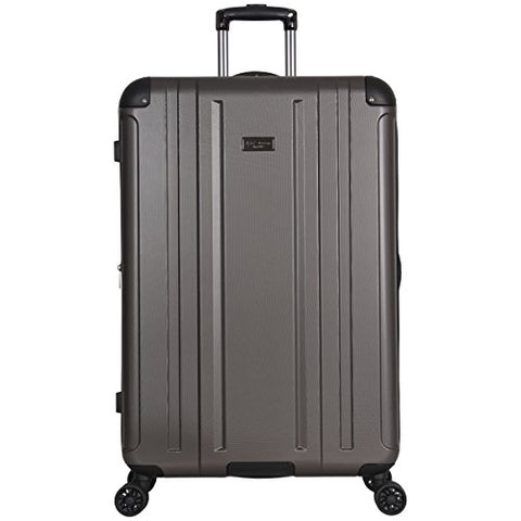 "Ben Sherman 28"" Pap Expandable 8-Wheel Upright Pullman, Charcoal"