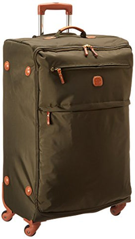 Bric's Luggage Bxl38145 X Travel Ultra-Light 30 Inch Spinner, Olive, One Size