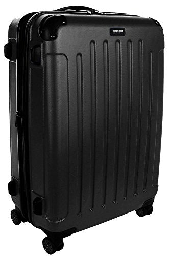 "Kenneth Cole Reaction Renegade Collection 28"" Expandbale Spinner Upright - Black"