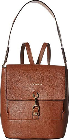 Calvin Klein Women's Novelty Flap Backpack Luggage One Size