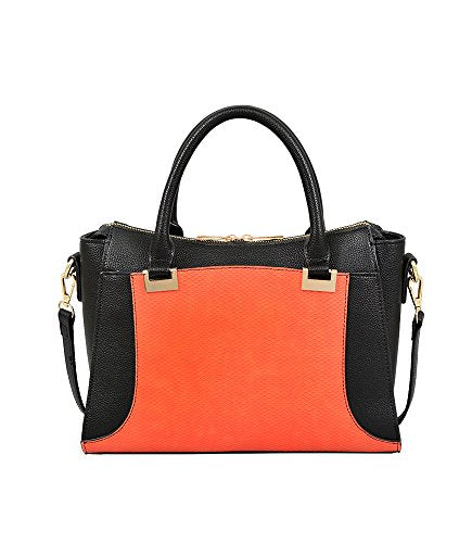 Mellow World Victoria Hb17531 Shoulder Bag, Orange, One Size