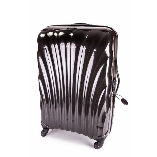 Samsonite Black Label Cosmolite Suitecase 27 In Black