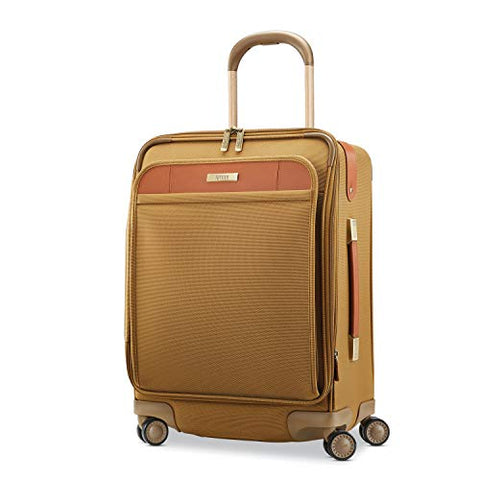 Hartmann Ratio Classic Deluxe 2 Domestic Carry On Expandable Spinner, Safari