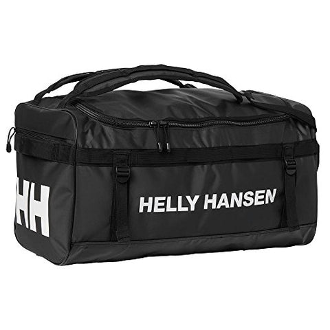 Helly Hansen Hh New Classic Duffel Bag, Black, Standard/Large