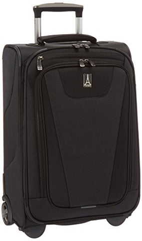 "Travelpro Maxlite 4 22"" Expandable Rollaboard Suitcase, Black"