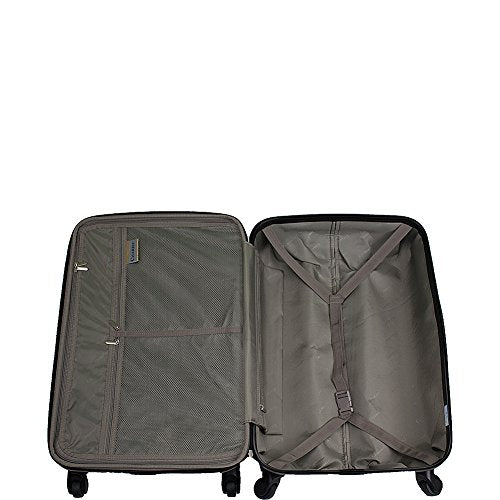 209bfc8c2819 Chariot 20 Lightweight Spinner Carry-On Upright Suitcase, Uk Dog