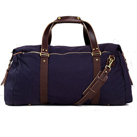 United By Blue Mt. Drew Duffle (Navy)