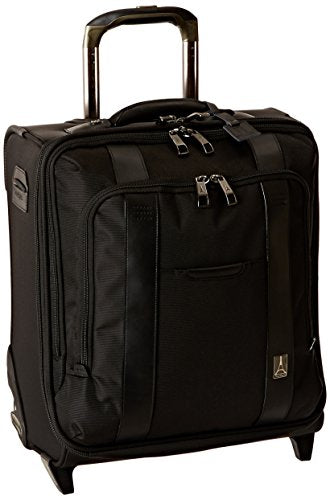 Travelpro Executive Choice Crew 16 Inch Rolling Business Brief, Black, One Size