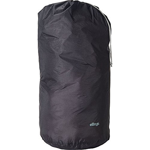 Ebags Packable Super Light Stuff Sack (Black)