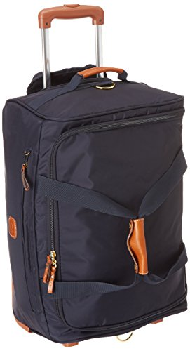 Bric's 21 Inch Rolling Duffle, Ocean Blue, One Size