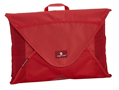 Eagle Creek Travel Gear Luggage Pack-it Garment Folder Large, Red Fire