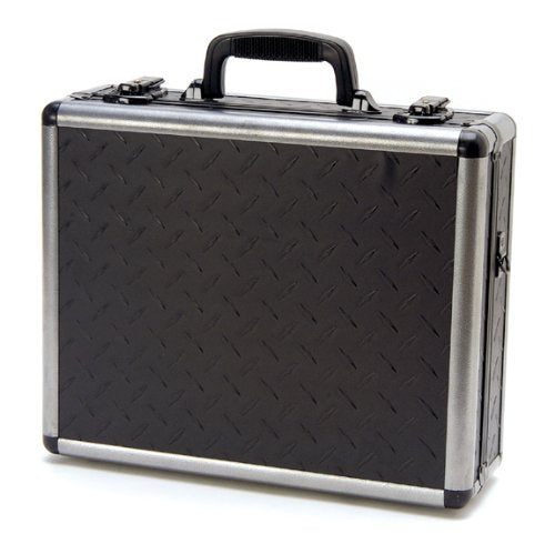 T.Z. Case International Ironite Duelly Twelve Pistol Case, Black, 12.5-Inch