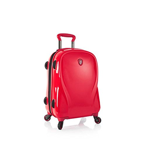 Heys Xcase 2g Spinner Red 21 Inches, Infra