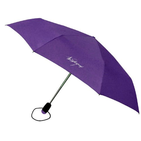 Weatherproof 43 Inch Auto Open And Close Supermini Umbrella, Purple, One Size
