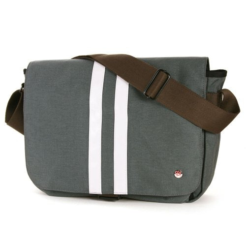 Token Bags Murray Shoulder Bag, Grey/White, One Size