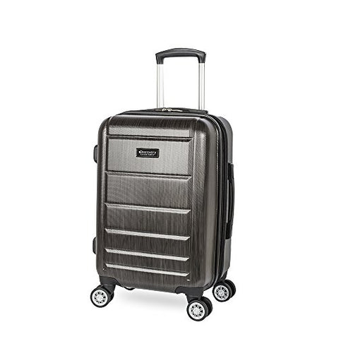 "Discovery Adventures Discovery Sahara Hard Side 20"", Charcoal"