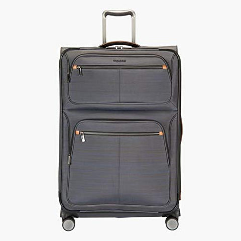 "Ricardo Montecito 29"" Soft Side Spinner Luggage Gray"