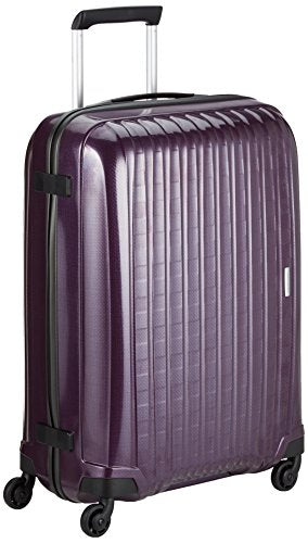Samsonite Suitcase, purple