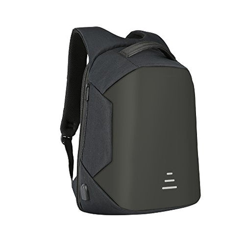 S-explorer Anti Theft Backpack School Bag USB Charging Business Laptop Bag Waterproof Packsack