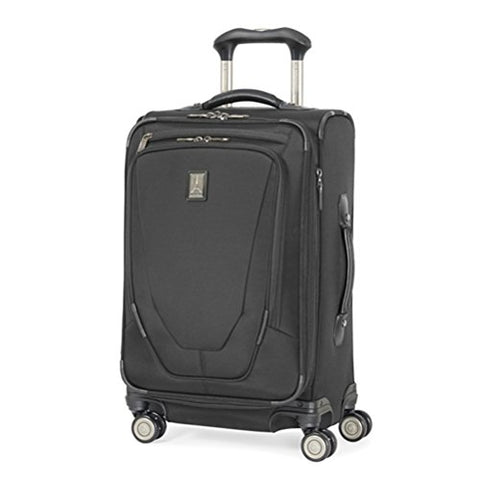 "Travelpro Crew 11 21"" Expandable Spinner Suiter Black"