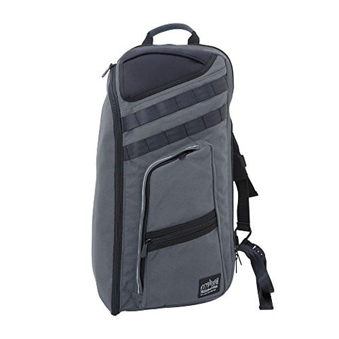 Manhattan Portage Chambers Bag, Grey