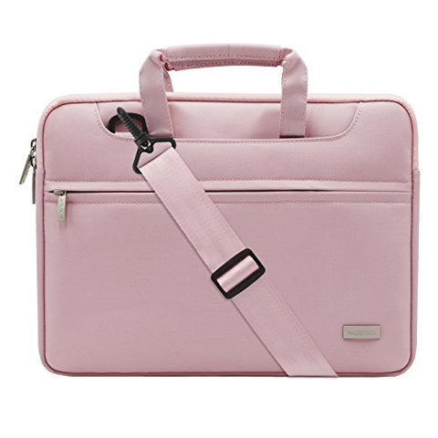 MOSISO Laptop Shoulder Bag Compatible 13-13.3 Inch MacBook Pro Retina/MacBook Air/Surface