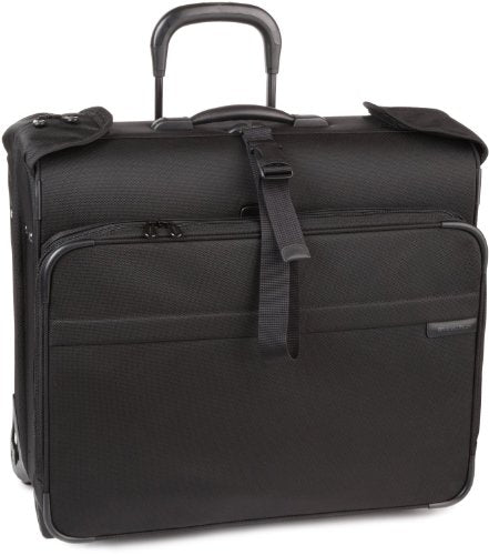 Briggs & Riley Baseline Deluxe Wheeled Garment Bag - Black
