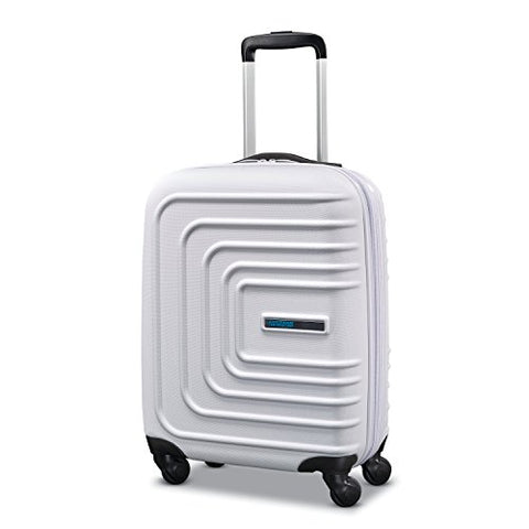 American Tourister Sunset Cruise Hardside 20, Cloud White