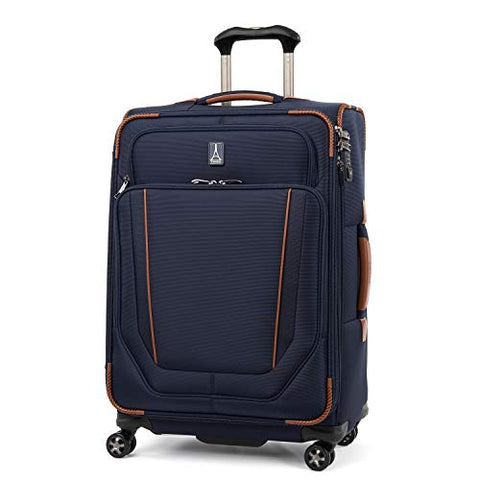 "Travelpro Crew Versapack 25"" Expandable Spinner Suiter, Patriot Blue"