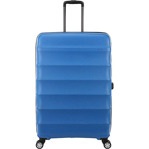 Antler Juno DLX Hardside Large Spinner (Blue)